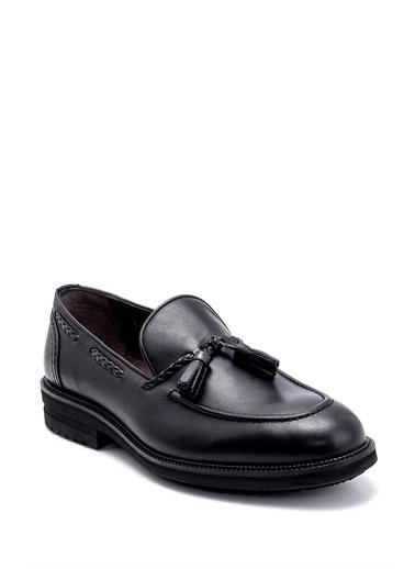 Derimod Erkek Loafer(2173) Casual Siyah